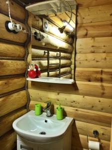 Ванная комната в ОК - Река