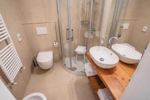 A bathroom at Hotel Resort Veronza