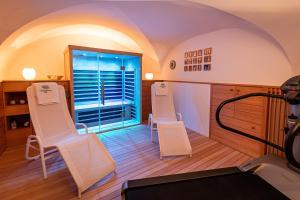 Spa and/or other wellness facilities at B&B il Sambuco