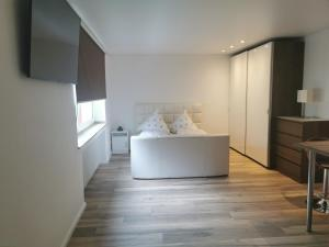A bed or beds in a room at Apartment Sofia