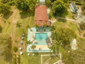 A bird's-eye view of Hotel Arena Santa Fe de Antioquia