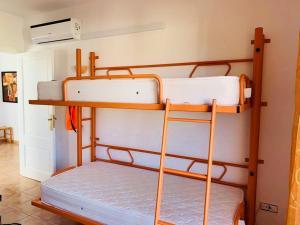 Un ou plusieurs lits superposés dans un hébergement de l'établissement Villas2meet