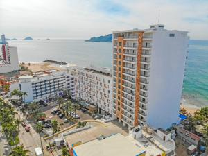 Pacific Palace Beach Tower Hotel a vista de pájaro