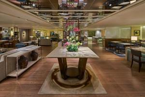 En restaurang eller annat matställe på Holiday Inn Golden Mile, an IHG Hotel