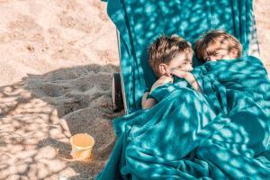 Kinderen die verblijven bij Mitsis Norida Beach Hotel
