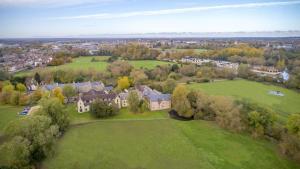 A bird's-eye view of voco - Oxford Spires, an IHG Hotel