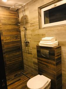 O baie la Pensiunea Domnika