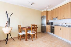 A kitchen or kitchenette at Home2Book La Tejita Beach and Pool