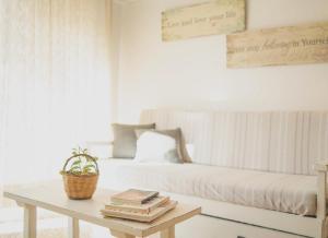Letto o letti in una camera di Sa Barda - Formentera Break
