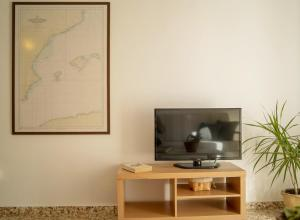 TV o dispositivi per l'intrattenimento presso Sa Barda - Formentera Break