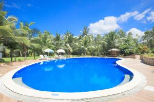 The swimming pool at or near The Garden House Phu Quoc