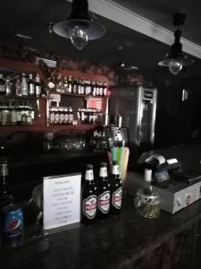 Hol lub bar w obiekcie Zajazd pod Jarem