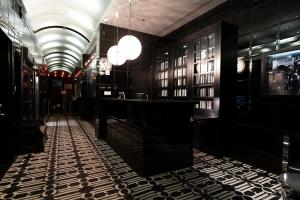 The lobby or reception area at Night Hotel by SB at Times Square