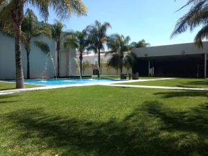Piscina en o cerca de Hotel Aguascalientes