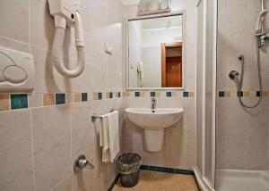 A bathroom at Al Mercato B&B
