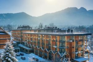 Bachleda Residence Zakopane during the winter