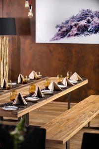 A restaurant or other place to eat at Hapimag Ferienwohnungen Hörnum
