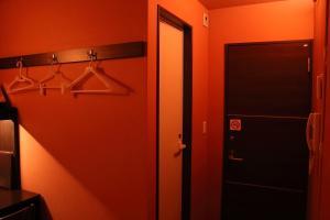 Een badkamer bij Chiyoda Inn