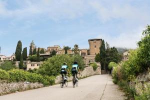 Cykling vid eller i närheten av Hotel Valldemossa