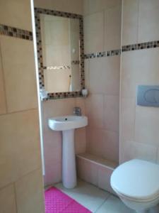 A bathroom at Résidence Pearl