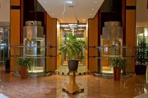 The lobby or reception area at Amérian Portal Del Iguazú Hotel