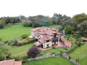 A bird's-eye view of Hotel Rural Arredondo