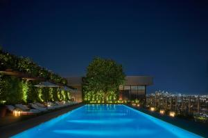 The swimming pool at or near The West Hollywood EDITION