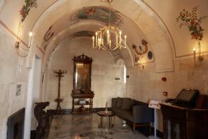 The lobby or reception area at Exedra Cappadocia