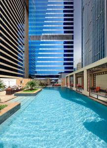 The swimming pool at or near The H Dubai