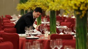 A restaurant or other place to eat at InterContinental Suzhou, an IHG Hotel