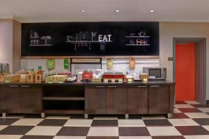 A restaurant or other place to eat at Hampton Inn by Hilton Toronto Airport Corporate Centre