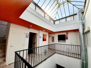 Balcon ou terrasse dans l'établissement Arc House Sevilla