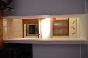 Kuhinja ili čajna kuhinja u objektu Ada apartments - Beograd