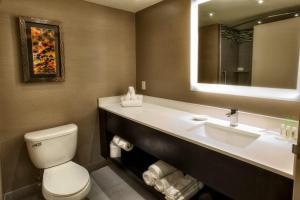 A bathroom at Holiday Inn Bensalem, an IHG Hotel