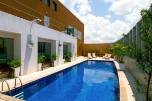 A piscina localizada em Holiday Inn Manaus, an IHG Hotel ou nos arredores