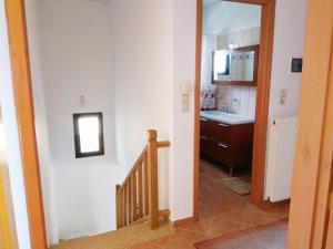 Ένα μπάνιο στο Nikolaos House