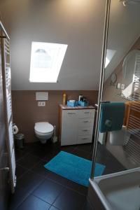 Ein Badezimmer in der Unterkunft Villa Wilhelmina