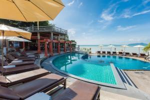 Бассейн в Banburee Resort & All Spa Inclusive или поблизости