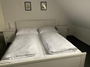 Posteľ alebo postele v izbe v ubytovaní Penzion Holiday