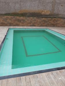 The swimming pool at or near Hotel Legal