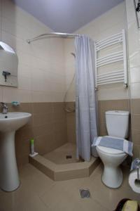 Ванная комната в Petre Palace