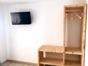 TV/Unterhaltungsangebot in der Unterkunft Gradlhof