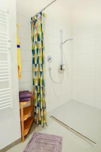 Ванная комната в Apartment Villa Schwanenteich