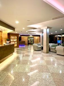 Hall o reception di Hotel Grillo