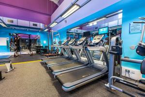 The fitness centre and/or fitness facilities at Stirling Highland Hotel- Part of the Cairn Collection