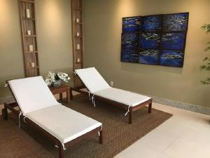 Spa and/or other wellness facilities at London Icaraí Residencial