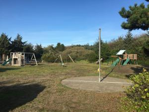 Children's play area at Surfcrest Vacation Condominiums, a VRI resort