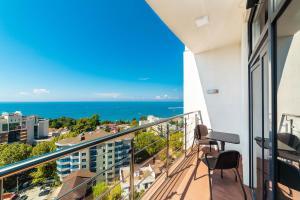 Балкон или терраса в Apartments Barcelona-Park