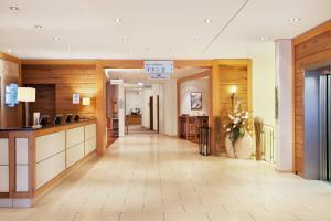 The lobby or reception area at Holiday Inn Nürnberg City Centre, an IHG Hotel