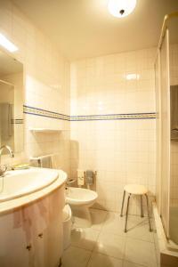 A bathroom at Casa de São Caetano de Viseu